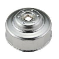 Ölfilterschlüssel 65 mm 14 Kant verchromt...